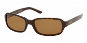 Ralph by Ralph Lauren RA5011 Sunglasses Sunglasses - 510/83 Dark Tortoise / Polarized Brown