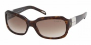 Ralph by Ralph Lauren RA5049 Sunglasses Sunglasses - 510/13 Dark Tortoise / Brown Gradient