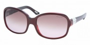 Ralph by Ralph Lauren RA5059 Sunglasses Sunglasses - 648/14 Wine Brown / Gradient Pink