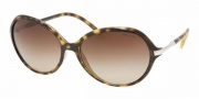 Ralph by Ralph Lauren RA5103 Sunglasses Sunglasses - 510/13 Dark Tortoise / Brown Gradient