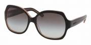 Ralph by Ralph Lauren RA5108 Sunglasses Sunglasses - 831/11 Black Orange / Gray Gradient