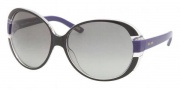 Ralph by Ralph Lauren RA5126 Sunglasses Sunglasses - 961/11 Black Purple / Gray Gradient
