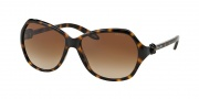 Ralph by Ralph Lauren RA5136 Sunglasses Sunglasses - 510/13 Dark Tortoise / Brown Gradient