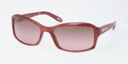 Ralph by Ralph Lauren RA5137 Sunglasses Sunglasses - 102014 Red Marble / Brown Gradient Pink