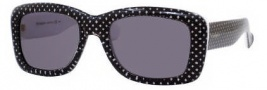 Yves Saint Laurent 2320/S Sunglasses Sunglasses - 0IUI Rhombus / R6 Gray Lens