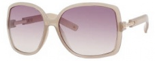 Yves Saint Laurent 6288/S Sunglasses Sunglasses - 0I3L Transparent Light Pink / 0C Brown Shy Mirror Lens