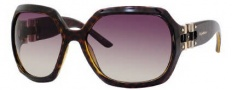Yves Saint Laurent 6298/S Sunglasses Sunglasses - 0V08 Havana / CC Brown Gradient Lens