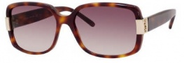 Yves Saint Laurent 6300/S Sunglasses Sunglasses - 005L Havana / 02 Brown Gradient Lens