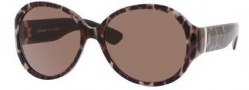 Yves Saint Laurent 6326/S Sunglasses Sunglasses - 0MOM Panther SB Red Brown Lens