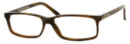 Yves Saint Laurent 2281 Sunglasses Eyeglasses - 02B7 Horn Walnut