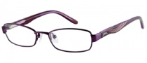 Guess GU 9066 Eyeglasses Eyeglasses - PUR: Satin Purple
