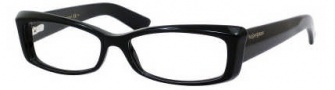 Yves Saint Laurent 6334 Eyeglasses Eyeglasses - 0807 Black