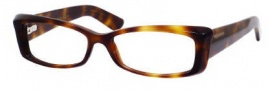 Yves Saint Laurent 6334 Eyeglasses Eyeglasses - 005L Havana
