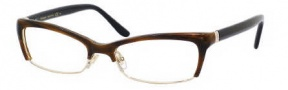 Yves Saint Laurent 6341 Eyeglasses Eyeglasses - 0XGD Light Gold / Horn Black