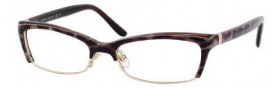 Yves Saint Laurent 6341 Eyeglasses Eyeglasses - 0J73 Light Gold / Panther
