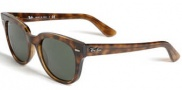Ray-Ban RB4168 Sunglasses Sunglasses - 710 Shiny Havana / Crsytal Green