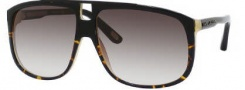 Marc Jacobs 252/S Sunglasses Sunglasses - 00J0 Black Havana (JS Gray Gradient Lens)