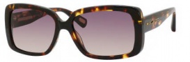 Marc Jacobs 304/S Sunglasses Sunglasses - 0TVZ Havana (ED Brown Gradient Lens