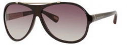 Marc Jacobs 316/S Sunglasses Sunglasses - 0TUN Havana Medium (DB Brown Gray Gradient Lens)