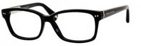 Marc Jacobs 324 Eyeglasses Eyeglasses - 0807 Black