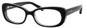 Marc Jacobs 354 Eyeglasses Eyeglasses - 0UT0 Black / Grey Black