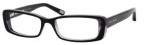 Marc Jacobs 355 Eyeglasses Eyeglasses - 0UT0 Black / Gray Black