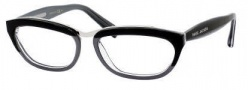 Marc Jacobs 356 Eyeglasses Eyeglasses - 046K Black / Gray Crystal