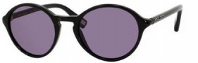 Marc Jacobs 326/S Sunglasses Sunglasses - 0807 Black (BN Dark Gray Lens)