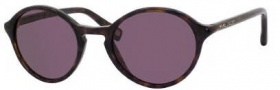 Marc Jacobs 326/S Sunglasses Sunglasses - 0086 Dark Havana (EJ Brown Lens)