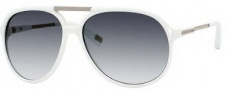 Marc Jacobs 327/S Sunglasses Sunglasses - 0C29 White (BB Gray Gradient Lens)