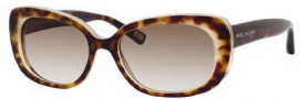 Marc Jacobs 350/S Sunglasses Sunglasses - 0UVF Havana Honey / Dark Havana (JS Gray Gradient Lens)