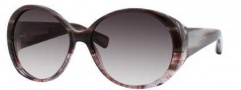 Marc Jacobs 363/S Sunglasses Sunglasses - 0E96 Brown Spot Marble (JS Gray Gradient Lens)