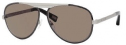 Marc Jacobs 365/S Sunglasses Sunglasses - 080A Dark Ruthenium Palladium (04 Brown Lens)