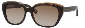 Marc Jacobs 368/S Sunglasses Sunglasses - 0OQ4 Havana Chocolate (JD Brown Gradient Lens)
