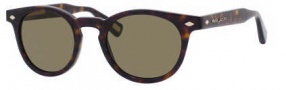 Marc Jacobs 390/S Sunglasses Sunglasses - 0086 Dark Havana (MJ Brown Lens)