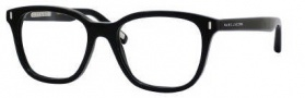 Marc Jacobs 376 Eyeglasses Eyeglasses - 0807 Black
