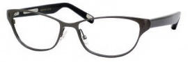 Marc Jacobs 377 Eyeglasses Eyeglasses - 0BZS Semi Matte Dark Ruthenium
