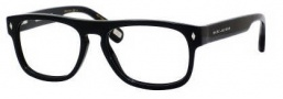 Marc Jacobs 378 Eyeglasses Eyeglasses - 0807 Black