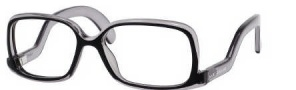 Marc Jacobs 380 Eyeglasses Eyeglasses - 0XHB Black Gray