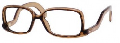 Marc Jacobs 380 Eyeglasses Eyeglasses - 0OO2 Havana Chocolate Gold