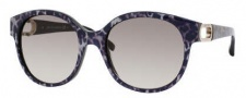 Jimmy Choo Allium/S Sunglasses Sunglasses - 0ZS7 Leopard / Gold (Bl Gray Rose Gray Lens)