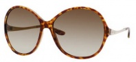 Jimmy Choo Belle/S Sunglasses Sunglasses - 0NHO Havana (CC Brown Gradient Lens)