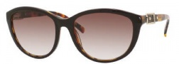 Jimmy Choo Cecy/S Sunglasses Sunglasses - 0Y0P Havana (02 Brown Gradient Lens)