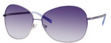 Jimmy Choo Crocus/S Sunglasses Sunglasses - 0AGE Violet Shaded (DG Smoke Gradient Lens)