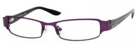Jimmy Choo 30 Eyeglasses Eyeglasses - 0ZZ1 Eggplant Dark Purple