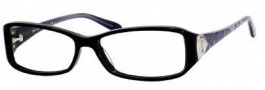 Jimmy Choo 31 Eyeglasses Eyeglasses - 0YFC Black / Gray / Yellow
