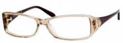Jimmy Choo 31 Eyeglasses Eyeglasses - 0YBQ Gold Chocolate