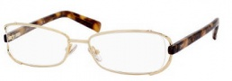 Jimmy Choo 36 Eyeglasses Eyeglasses - 006J Gold Havana