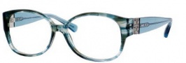 Jimmy Choo 42 Eyeglasses Eyeglasses - 0E71 Aqua Marble