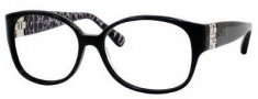Jimmy Choo 42 Eyeglasses Eyeglasses - 0AXT Black Leopard